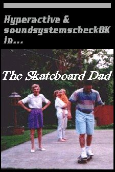 The Skateboard Dad
